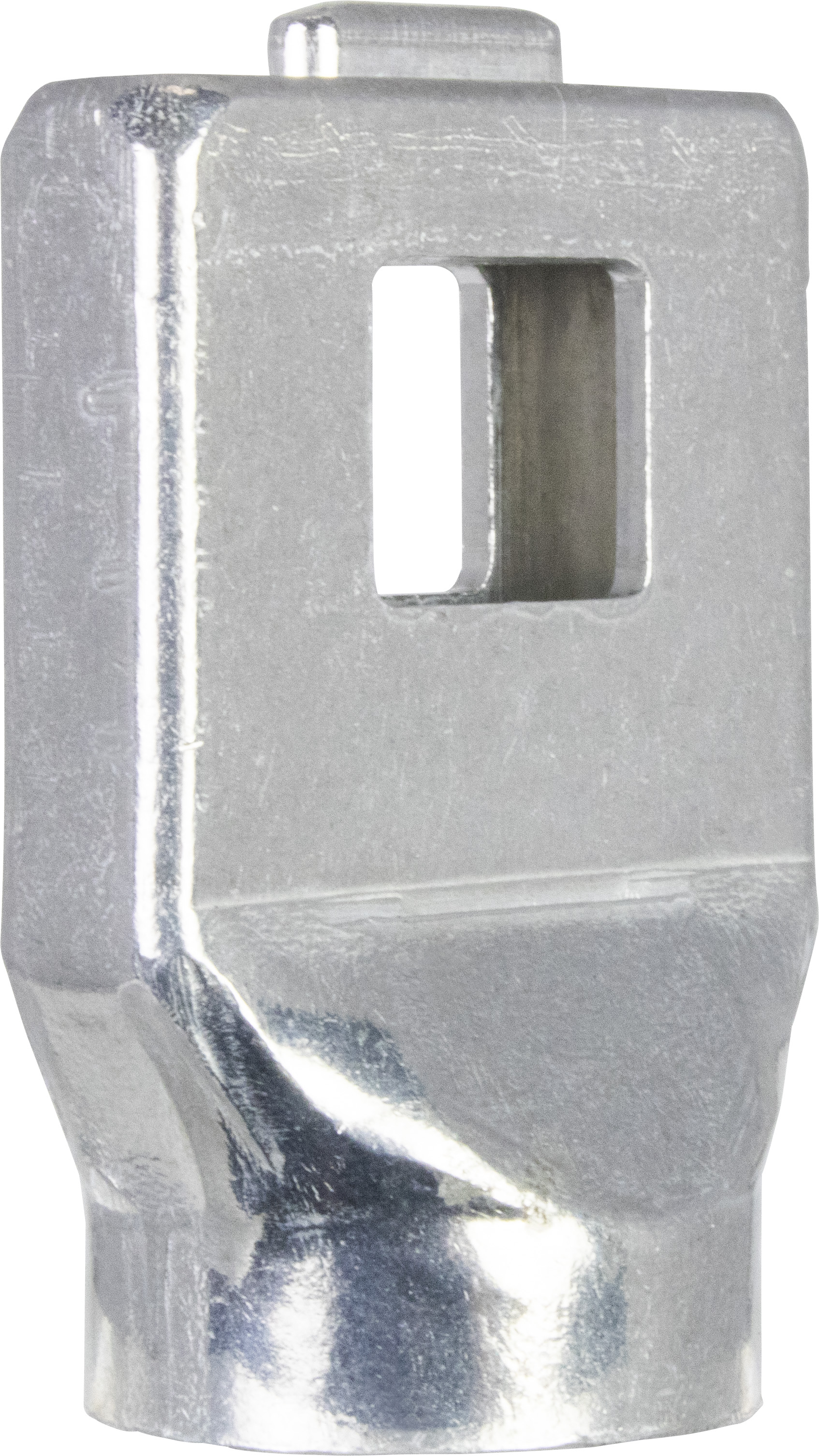 6061 Aluminum Extrusion w Square hole
